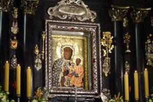 Die schwarze Madonna im Kloster Jasna Góra